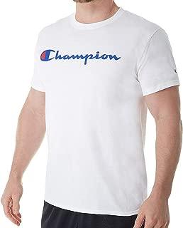 Champion 男式 经典针织印花T恤