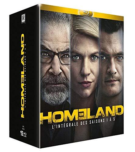 Homeland - L'intégrale Des Saisons 1 à 5 [Blu-ray]