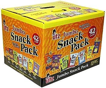 42-Pack Utz Jumbo Snack Variety Pack