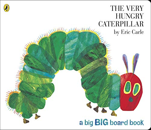 VERY HUNGRY CATERPILLAR BIG BOARD (The Very Hungry Caterpillar)
