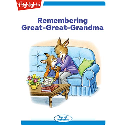 Remembering Great-Great Grandma cover art