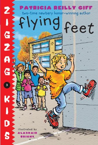 Flying Feet cover art