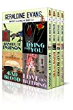 RAFFERTY & LLEWELLYN BOXED SET: BOOKS 5-8: British Detectives (Rafferty & Llewellyn British Mystery Series Book 2) (English Edition)