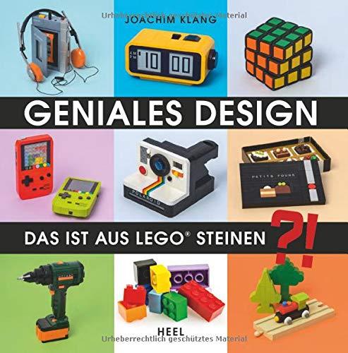 Geniales Design: Das ist aus LEGO® Steinen?!