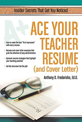 Teaching Resume And Cover Letter from m.media-amazon.com