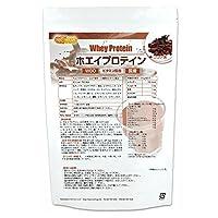 ホエイプロテインW80 ココア風味1kg 11種類のビタミン配合 [02] NICHIGA(ニチガ)