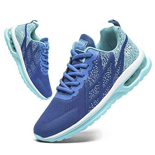 Tvtaop Zapatillas Deportivas Bambas Hombre Zapatos Running Deporte Casual Calzado Hombres Outdoor Gimnasio Negras Correr Sneakers
