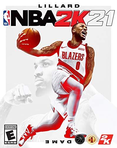 NBA 2K21 Standard - PC [Online Game Code]