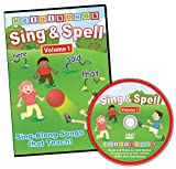 Sing & Spell the Sight Words Vol. 1 Animated DVD