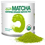 Best Matcha Teas - MatchaDNA 1 LB Certified Organic Matcha Green Tea Review