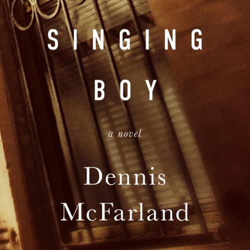 Singing Boy audiobook cover art
