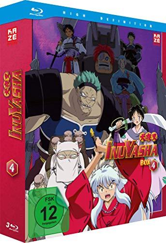 InuYasha - TV Serie - Vol.4 - [Blu-ray]