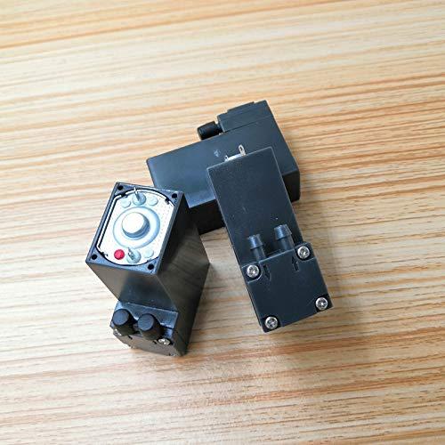 IENPAJNEPQN 1,5 l/m Pressione Pennello 100kPa elettrica a Membrana dc Micro Pompe for Vuoto 3V / 6v / 9v / 12v (Color : AP1311O, Voltage : 3V)