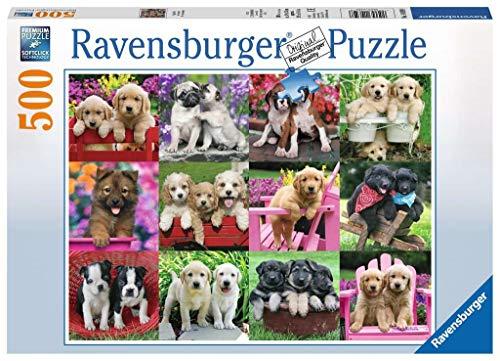 Ravensburger- Puzzle Les Copains 500 pièces, 14659