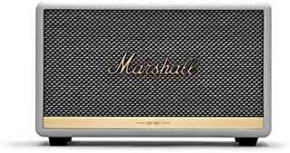 Marshall 马歇尔 Acton II 蓝牙音箱 扬声器 第二代新品 全新升级 奶白色
