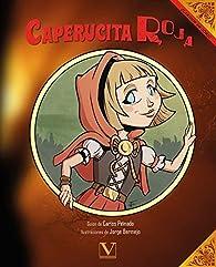 Caperucita Roja, el cómic par Jorge Bermejo