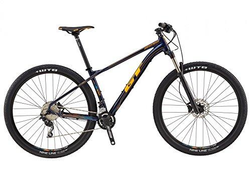 GT 726537M20MD - Fahrrad, Mehrfarbig, Größe M