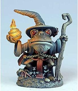 Frog Wizard Miniature Critter Kingdoms Dark Sword Miniatures