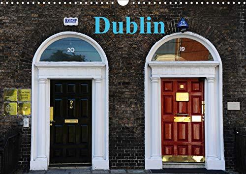 Dublin (Wandkalender 2021 DIN A3 quer)