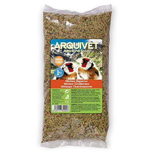 Arquivet Comida Mixtura jilgueros - 1kg