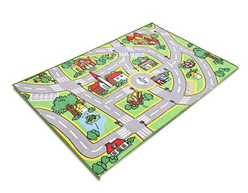 Bébés garçons Early Education Routière piste tapis de sol