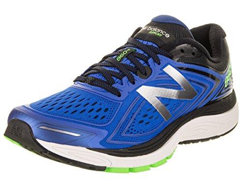 New Balance Mens 2018 NBx 860 V8 Running Trainers - Vivid Cobalt - UK 7.5