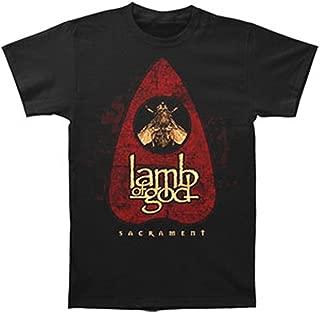 lamb of god sacrament t shirt