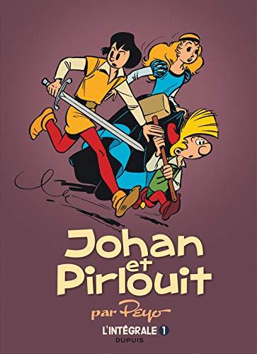 Johan et Pirlouit - L'Intégrale - Tome 1 - Johan et Pirlouit, L'Intégrale tome 1 (1952-1954) (réédit