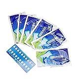 TraveT Teeth Whitening Strips Professional Teeth White Products Gel Strip Care Oral Hygiene Teeth Whitening Tools