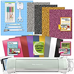 Amazon has some great new bundles with the Cricut Explore Air 2: Cricut Explore Air 2 Machine Bundle – Heat Transfer, Vinyl Pack, Tools Pens & Designs