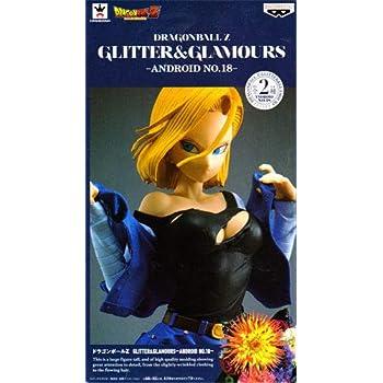ドラゴンボールZ GLITTER&GLAMOURS -ANDROID NO.18- 通常カラー単品