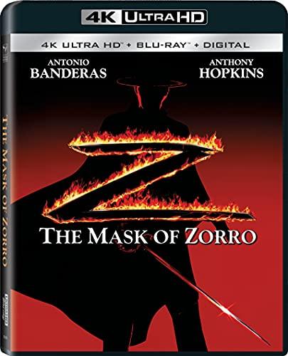 The Mask of Zorro [Blu-ray]