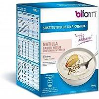 Biform Natillas Yogur y Cereales 6 sobres Dietisa
