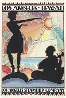 steamship postcards