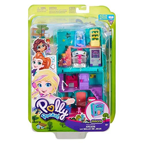 Polly Pocket, Playset Salagiochi, Giocattolo per Bambini 4+Anni, GFP41