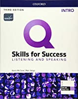 Q: Skills for Success: Intro Level: Listening and Speaking Student Book with iQ Online Practice