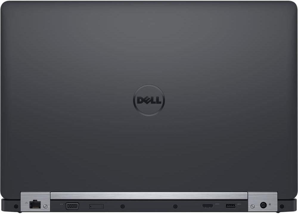 Dell Precision 3000 M3510 Workstation: Intel Quad Core i5-6300HQ   128GB SSD   16GB   15.6' (1366x768)   AMD FirePro W5130 2GB Graphics- Windows 10 Pro (Renewed)