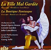 Rossini La Fille Mal Gardee Boutique by Orchestra of the Royal Opera House Cove