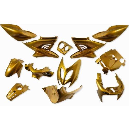 Verkleidung 12 TLG, StylePro, Nitro,Aerox, Gold metallic