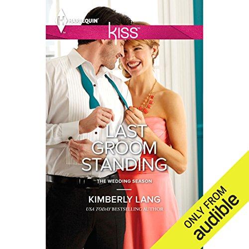 Last Groom Standing audiobook cover art