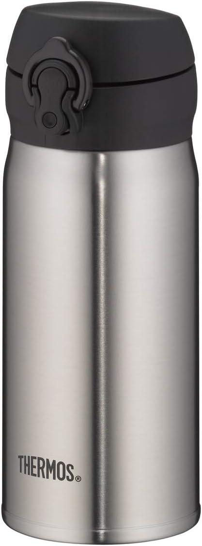 THERMOS Termo de acero inoxidable ultraligero, mate, 350 ml, muy ligero, 165 g, 4035.205.035, apto para lavavajillas, mantiene 10 horas caliente, 20 horas frío, sin BPA