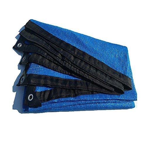 Zaixi 90% noir tissu d'ombrage de jardin/UV ferme agricole ombre net / / crème solaire tissu d'ombre/fête 6 aiguille filet solaire Grande dimension (taille : 3X6m)
