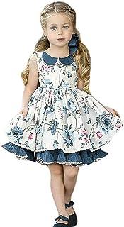 71bfe4286 Amazon.es: vestidos princesa niña 3 años - 100 - 200 EUR: Ropa