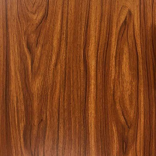 d-c-fix Klebefolie Folie Selbstklebefolie 200x45 cm Holzdekor Holzoptik Holzdesign Holz (Gold Nussbaum)