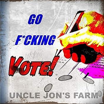 Go Fucking Vote
