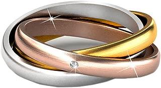 Best interlocking gold ring Reviews