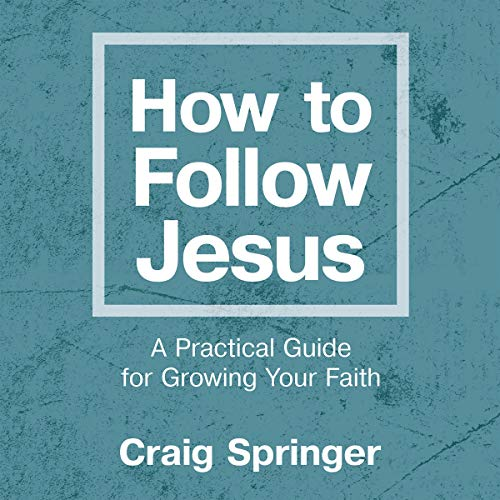 How to Follow Jesus cover art