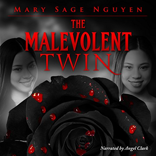 The Malevolent Twin audiobook cover art