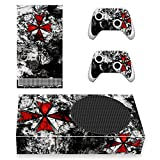 Decal Moments Xbox Series S Slim Console Controllers Skin Decals Stickers Wrap Vinyl for Xbox Series S Console Umbrella