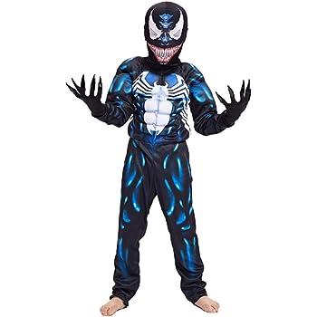 BLOIBFS Disfraces Superheroes Ninos Venom Disfraces Infantil ...